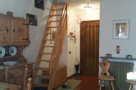 grazioso monolocale con mansarda - Wohnung