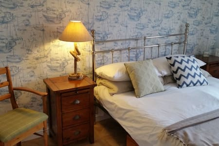 En-suite Double Room in Townhouse - Casa adossada