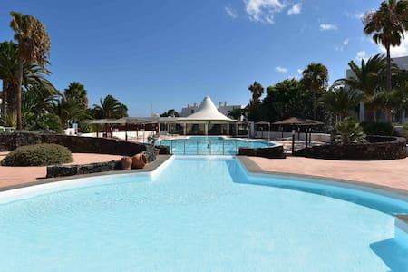 Una Casa Ideal junto al mar 4. - Costa Teguise - Guesthouse