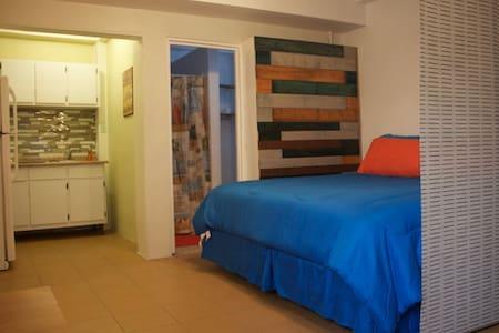 Ocean Park Beach Studio - San Juan - Apartment
