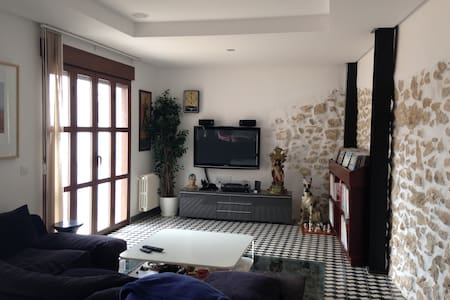 Stunning house at the heart of Chulilla with all you can need to spend a great time
