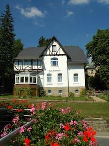 Helle Dachgeschosswohnung im Kurbad - Bad Elster