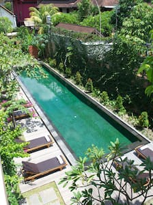 a Home in center of Ubud,