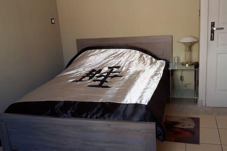 chambre très calme et agréable - Portet-sur-Garonne - Oda + Kahvaltı