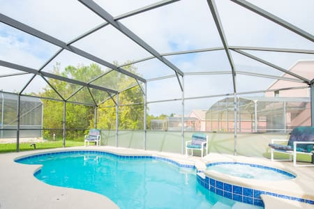 Disney Vacation Villa Davenport Fl - Huis