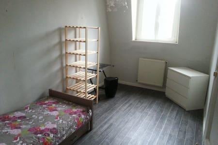 Chambre 3 - 12m2 - Armentières - Ház