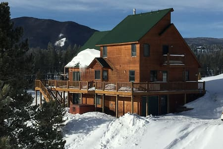 Mallard Mountain Retreat - Grand Co / Tabernash - Casa