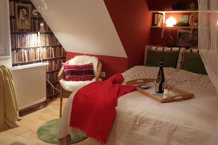 Burgundi apartmant - Zebegény - House