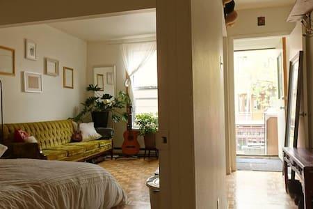 Super appartement // Plateau Mile End - Apartment