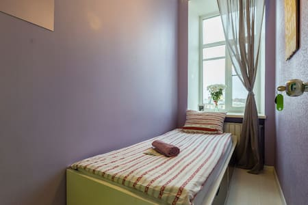 Nice single room in city-center - Saint Petersburg - Bed & Breakfast