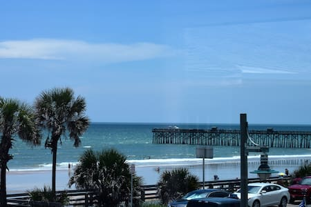 PierWatch- Flagler Beach House with Sweeping Views - Flagler Beach - House