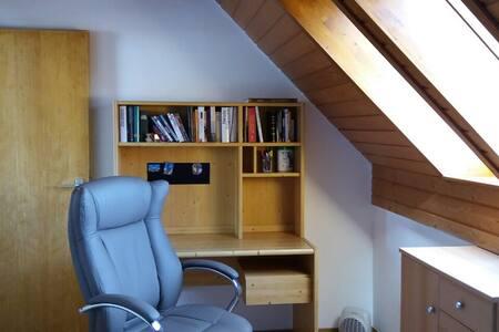 Cozy room/Apartment near Stuttgart - Nürtingen - Apartment