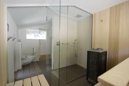 Chalet neuf tout confort avec sauna privatif - Gryon