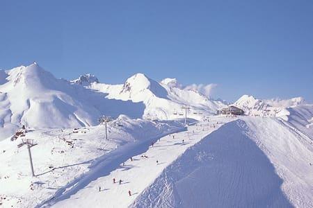 La Rosière Spacieux Studio montagne - Montvalezan - Flat