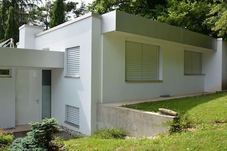 Magnifique villa neuve de 4 pcs, très bien équipée - Corcelles-Cormondrèche