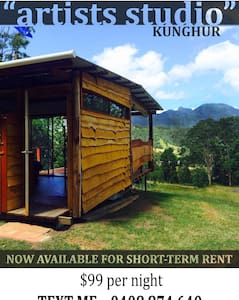 Comfy cabin in the bush - Kunghur - House