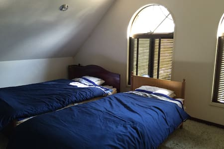 Second room near the beach.( 1or2 people ) - Kaga-shi - House