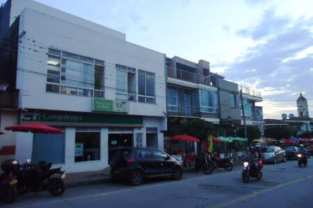 CONFORTABLES,AMOBLADAS, BAÑO PRIVADO - Guesthouse