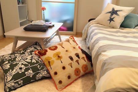Best!4mins Hakata station★WIFI★ - Apartment