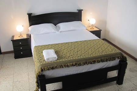 Separate entrance room with private bathroom - Cartagena