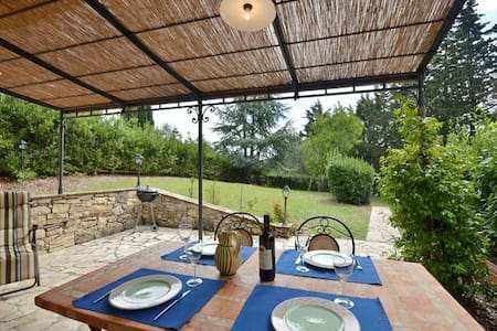 Clair's Home in Chianti - WIFI, pool, pets welcome - Apartment