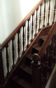 2-storey house + attic. - House