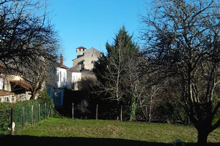 Chambre centre roquefort - Roquefort - Dům