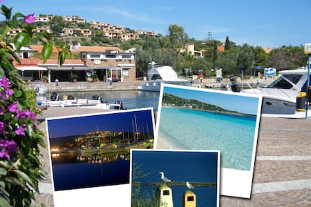 Vacances en bord de mer à PORTO OTTIOLU ! - Porto Ottiolu - Appartement