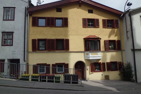 cute apartment in heart and oldest part of town - Byt