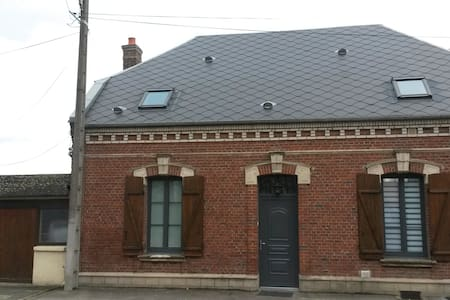 Maison de campagne style bourgeois - House