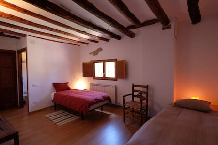 Hospitalidad en hermosa casa rural - Costean - House