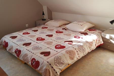 Chambre cosy au calme dans maison - Guesthouse
