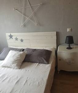 Apartamento acogedor con piscina - Tordesillas - Wohnung