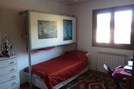 Habitación con encanto en el corazón de Elizondo - Elizondo - Appartement