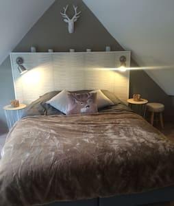 Chalet de luxe avec sauna infrarouge - Gesves - Chalet