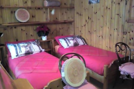bormio centro,  accogliente camera - Bed & Breakfast