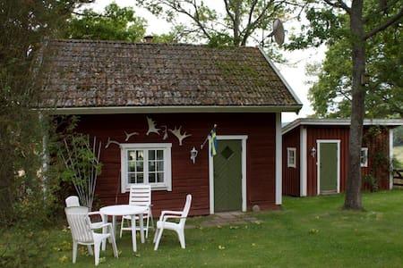 Lilla Huset, 55 km från Vimmerby - Cottage