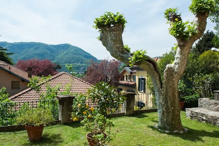 """The House of Plane Tree"" Como Lago - Como - Loft"