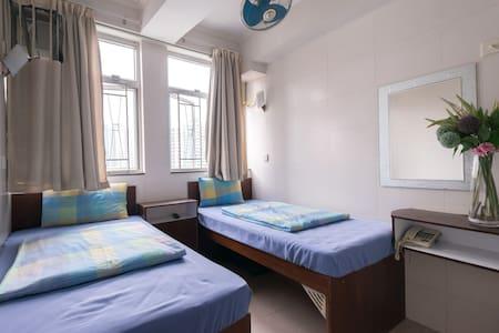 2 Single Beds w/ Bath, near MTR, #4 - Pis