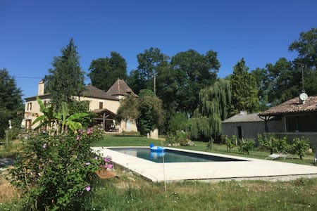 Le Moulin du Dropt - Bed & Breakfast