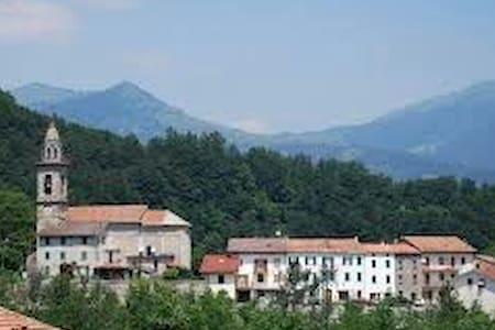 Splendido appartamento Val Trebbia - Rovegno - Wohnung