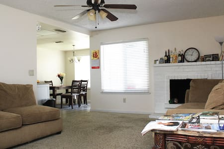 Feel@Home + Pool near Downtown (Z) - Sacramento - Casa