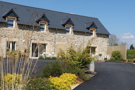 Gîte de caractère à 9km du Mont Saint Michel - Pontorson - Ev