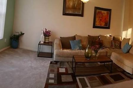 Newer 2 bed Townhouse with Pool - Seffner - Townhouse