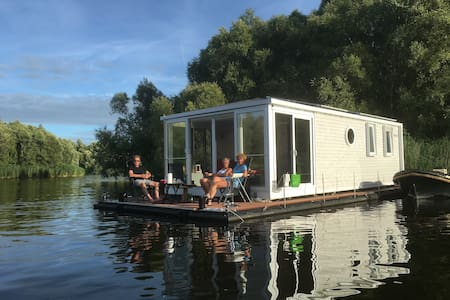 Aquahome - the key to nature - Werkendam - Loď
