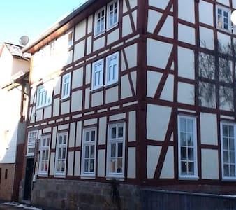 Gemütlich uriges Fachwerkhaus - Neukirchen Knüllgebirge