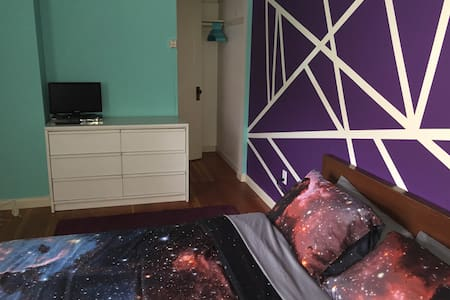 Out of This World Guest House In Trendy NoHo - House