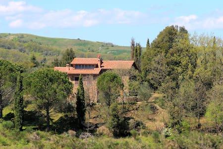 Villa il Poggetto - Maison