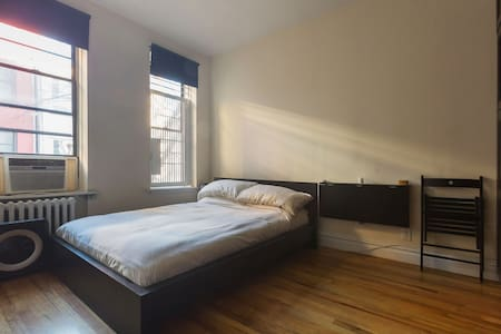 East Village, 1 Bed, Clean & Clear. - New York - Apartment