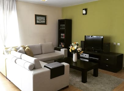 Bright and large apartment - Cluj-Napoca